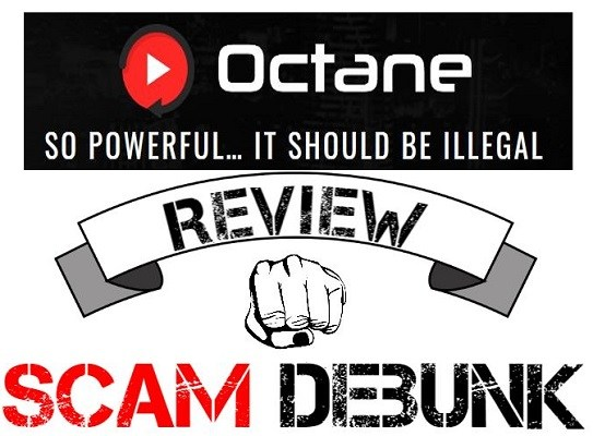 Octane YouTube Video Maker – Exposed To The Bone | Scam Debunk