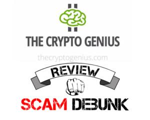 crypto genius scam