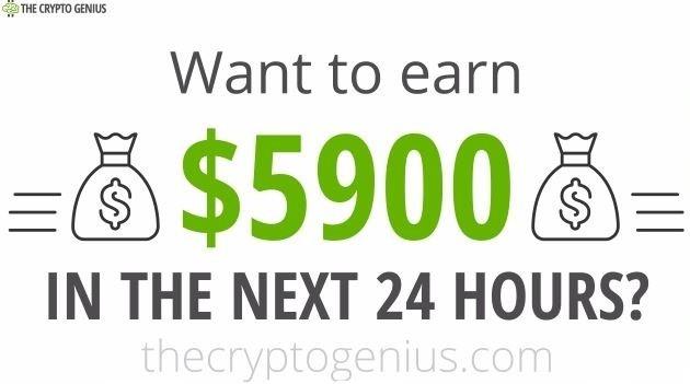 the crypto genius scam