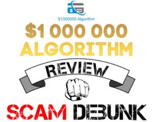 $1,000,000 algorithm
