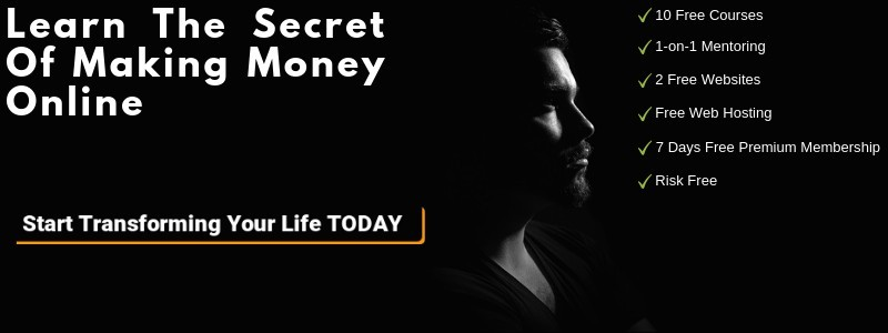 learn the secret of making money online