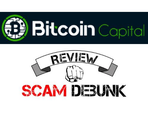 The Bitcoin Capital
