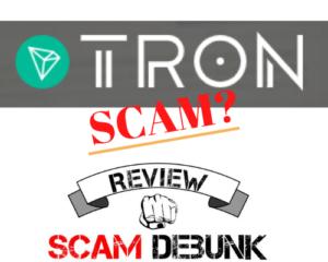 TRONex review